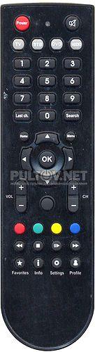 МТС SmartLabs SML-292 Premium HD, SmartLabs SML-482 HD Base (вариант пульта № 3)