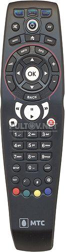 URC18001 пульт для приставки IPTV MOTOROLA VIP-1003G (вариант 2!)