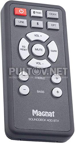Magnat Sounddeck 400 BTX пульт для акустической системы