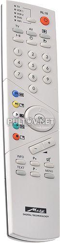 RL18 пульт для телевизора Metz 30TL55