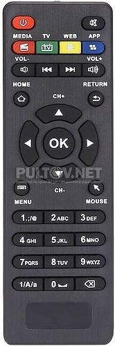 NEXBOX A95X R1 пульт для медиаплеера