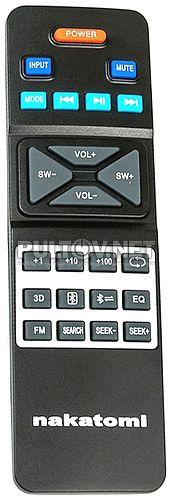 Nakatomi GS-37 пульт для компьютерных колонок Nakatomi