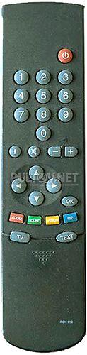 RCN 610 пульт для телевизора NOKIA 7497 FX74F2