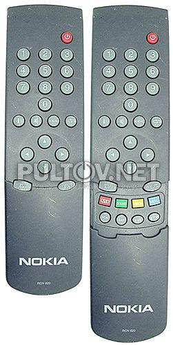 RCN 620 пульт для телевизора Nokia SP63D1 и др.