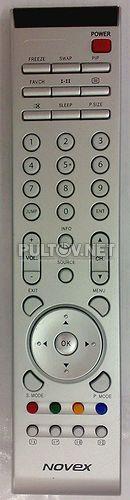 NL-26S701 пульт для телевизора NOVEX NL-32S701 и других
