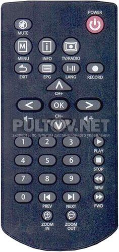 ODYS Multi TV700-Move пульт для портативного телевизора