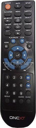 ONEXT M-BOX 2 пульт для медиаплеера (вариант 2)