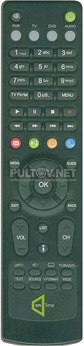 RM-E12, RM-E08 пульт для HD-ресивера OnLime (вар 1)