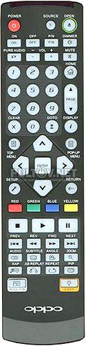 Oppo BDP-95 пульт для Blu-ray-плеера