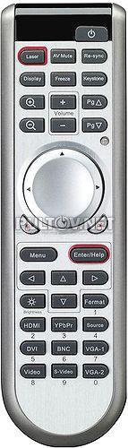 BR-5032L пульт для проекторов OPTOMA TX785 и TW775
