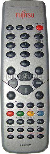 P-RM1000ES пульт для TV-тюнера Fujitsu PTU-1000ES