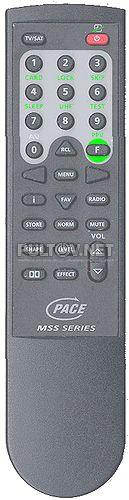 Pace MSS 1000 пульт для спутникового ресивера
