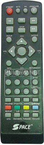 PACE SDR 1000 PVR пульт для спутникового ресивера