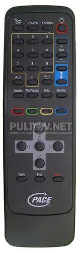 PACE415,  CDTV-410, PACE CDTV 415  пульт для спутникового ресивера PAGE и XSAT