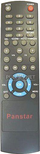 PANSTAR PXD-2001A пульт для телевизора