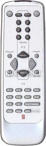 PARASOUND HALO P3 пульт для предусилителя