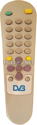 PBI SDVR-2000S пульт для ресивера
