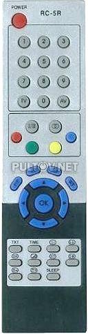 PHOCUS RC-5R пульт для телевизора PHOCUS NR PDP 42 PHS