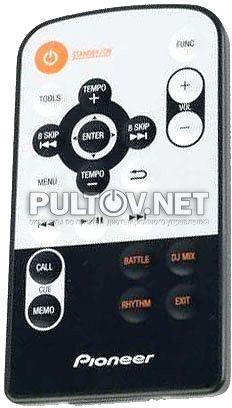 1023-0000097-ZY пульт для музыкального центра Pioneer STZ-D10Z-R