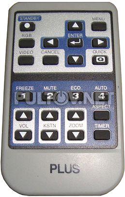 U5-512 пульт для проектора Plus