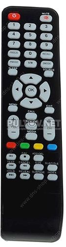 BT-0534B пульт для телевизора POLAR 81LTV6004