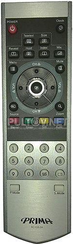 RC-Y35-0A , PRIMA RC-Y35-0A пульт для телевизора PRIMA LC-32W18AB и других