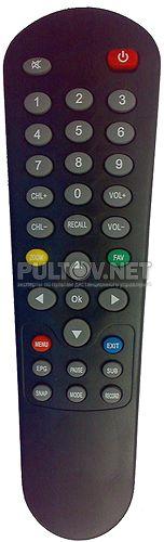 DVB-S 6200 пульт для карты DVB-S