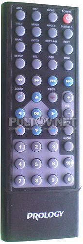 DVS-1440 (#0102) пульт для автомагнитолы PROLOGY
