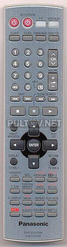 EUR7722X10 пульт домашнего кинотеатра Panasonic SA-HT520