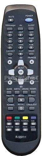 R-55H11 пульт для телевизора DAEWOO