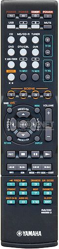 AV-ресивер 5.1 RX-V463 (HTR-6140) - Пульты ДУ! Интернет-магазин ПДУ! Все пульты дистанционного управления!
