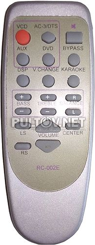 HR-915 пульт для ресивера SVEN