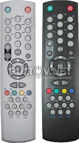 2831, BEKO RF6683 пульт для телевизоров VESTEL и BEKO