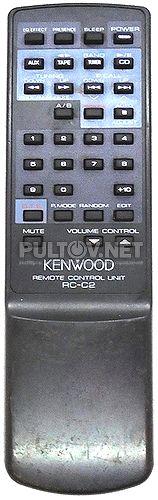 RC-C2 пульт для музыкального центра Kenwood RXD-C2