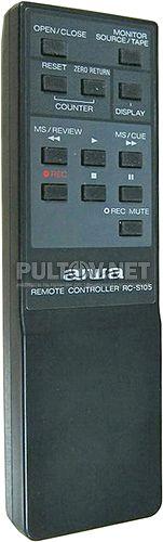 RC-S105 пульт для кассетного стерео магнитофона Aiwa AD-F910 и др.