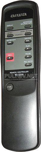 RC-S106 пульт для кассетной деки Aiwa AD-S950 и др.