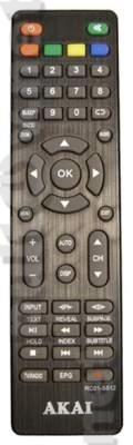 RC01-S512 пульт для телевизора Akai LEA-24K39P и др.