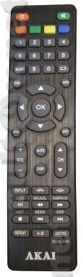 RC01-V59 пульт для телевизора Akai LEA-19К39P и др.