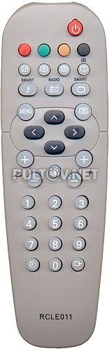 RC19335012/01, RCLE011 пульт для телевизора неоригинальный