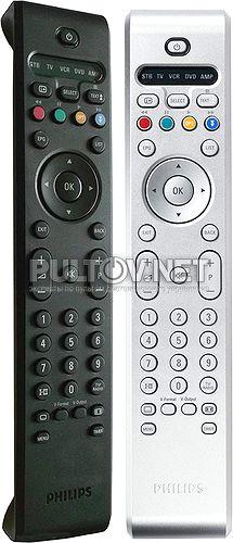 RC4338, RC4339 оригинальный пульт для кабельного HDTV-ресивера Philips DSR9001 и др.