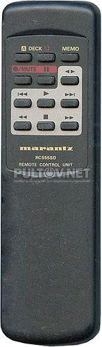 RC555SD пульт для кассетной деки Marantz SD555