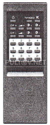 RCK-144 , SUPRA RM-101 , SAMSUNG RM-101 пульт для телевизора