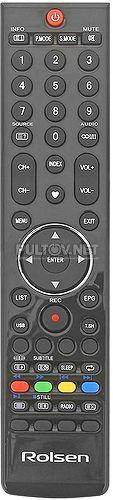 RL-28D1309T2C пульт для телевизора Rolsen
