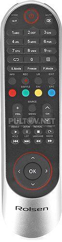 RL-42D1509FT2C оригинальный пульт для телевизора Rolsen