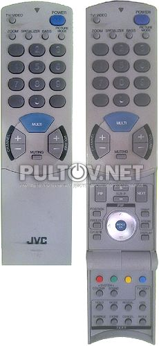 RM-C214 пульт для проекционного телевизора JVC HV-53PRO и других