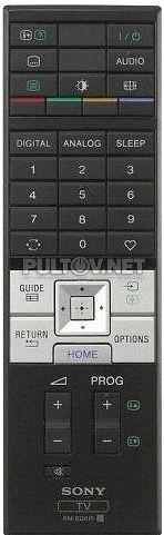 RM-ED015, RM-YD022 пульт для OLED-телевизора SONY XEL-1