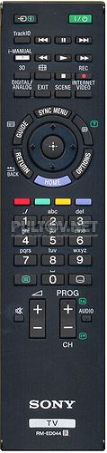 RM-ED044 , SONY RM-ED041 оригинальный пульт для телевизора SONY с функцией 3D