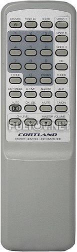 RM-RS-300 пульт для ресивера CORTLAND RS-300