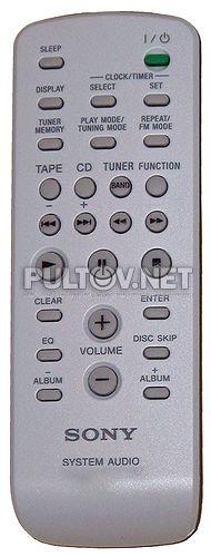 RM-SC3, Sony RM-SC30, RM-SC50, AIWA RM-Z20031, RM-Z20051 пульт для музыкального центра SONY MHC-RG444S и других