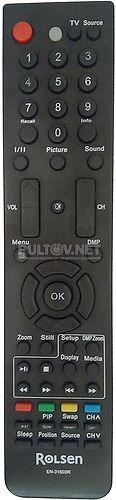 EN-31603R (не путать с eR-31603r !), BBK EN-31603B, HISENSE EN-31603A пульт для телевизора BBK LT3218SU и других